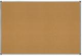 Panou afisaj pluta, rama aluminiu, 150 x 100 cm Rocada