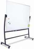 Suport mobil pentru whiteboard, rotire 360 grade, lungime 200 cm Rocada