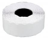 Rola pret 26 x 16 mm alba 1000 etichete/rola