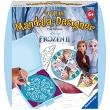 Set De Creatie Mini Mandala Frozen Ii Ravensburger