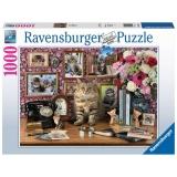 Puzzle Pisicuta Draguta, 1000 Piese Ravensburger