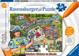 Puzzle Tiptoi Strada In Constructie, 100 Piese Ravensburger