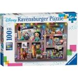 Puzzle Personaje Disney, 100 Piese Ravensburger
