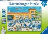 Puzzle Politie, 100 Piese Ravensburger