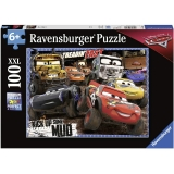 Puzzle Disney Cars, 100 Piese Ravensburger