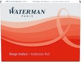 Rezerva stilou Audacious rosu permanent Standard Serenity Waterman
