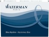 Rezerva stilou albastru Mystery permanent Standard Serenity Waterman