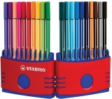 Carioci Pen 68 Color Parade 20 bucati/set Stabilo