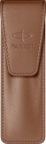 Etui economic Leather Emboss Brown Parker