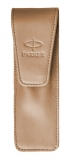 Etui economic light brown Parker