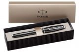 Stilou Urban Premium Ebony Metal Chiselled CT penita F Parker