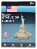 Puzzle 3D Statue of Liberty 31 piese