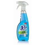 Solutie spray multisuprafete, Jet, cu bicarbonat, 750 ml, Sano