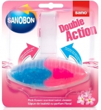 Odorizant WC floral, Double Action, 55 g, Sano Sanobon