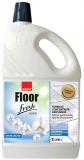 Detergent lichid pardoseli, 2 l, Sano Floor Fresh Home White Orchid
