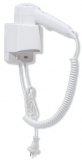Uscator de par vertical cu buton, din plastic alb, 1240 W, Mediclinics