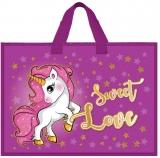 Servieta pentru bloc desen Unicorn 41 x 30 cm S-Cool
