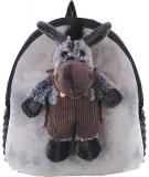 Ghiozdan gradinita, neechipat, Baby Animals Donkey S-Cool
