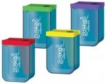 Ascutitoare cu container SC1101, diverse culori S-Cool