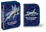 Penar echipat 32 piese, 2 extensii, 1 fermoar, Sky Fighter S-Cool