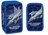 Penar echipat 43 piese, 3 fermoare, Sky Fighter S-Cool