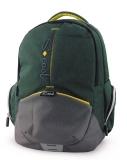 Ghiozdan baieti ergonomic Premium verde S-Cool