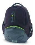 Ghiozdan ergonomic Premium maro S-Cool
