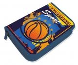 Penar echipat 1 fermoar Basketball S-Cool