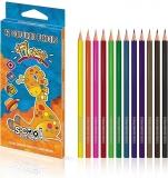 Creioane colorate flexibile Flexy 12 culori/set S-Cool