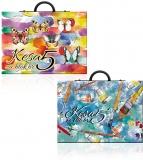 Mapa A3, bloc de desen premium, plastic, 45 x 35 cm, diverse modele S-Cool