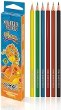 Creioane colorate flexibile Flexy 6 culori/set S-Cool