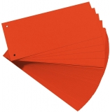 Separator C7 carton 160 gr, portocaliu, 100 buc/set