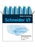 Patron stilou Pastel Ice Blue 6 buc/cutie Schneider