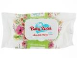 Servetele umede cu capac 72 buc/set Baby Wish