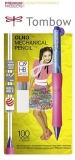Creion mecanic 0.9 mm, Olno, Berry/Blue Tombow