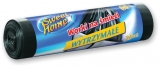 Saci menajeri HDPE 60 L 20 buc/rola negru Sweet Home