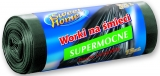 Saci menajeri ultrarezistenti 35L 15 buc/rola Sweet Home