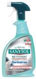 Detartrant dezinfectant lichid profesional, 750 ml, Sanytol