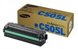 Cartus Toner Cyan Clt-C505L / Su035A 3,5K Original Samsung Sl-C2670Fw