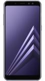 Telefon mobil Samsung Galaxy A8 2018 Single SIM 32GB Orchid Gray