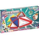 Supermag Tags Primary - Set Constructie 200 Piese Supermag