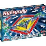 Supermag Classic Primary - Set Constructie 72 Piese Supermag