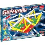 Supermag Classic Primary - Set Constructie 98 Piese Supermag