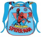 Ghiozdan Gradinita Spiderman bleu Pigna