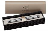 Roller IM Premium Shiny Chrome Chiselled CT Parker