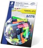 Textmarker Textsurfer Classic 364, 100 buc/set Staedtler