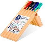 Set instrumente de scris Triplus 34 Handwriting, 6 buc/set Staedtler