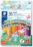 Creioane colorate 36 culori Noris Staedtler
