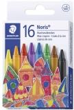 Creioane cerate colorate Noris 16 culori/set Staedtler