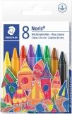 Creioane cerate colorate Noris 8 culori/set Staedtler